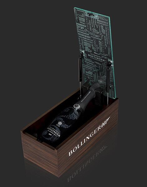 Bollinger 007 – Limited Edition 'No Time To Die' in speciale kist