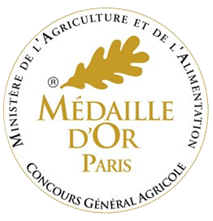 medaille d'or concours general agricole voor Cht Cavalier cotes de provence cuvee marafiance rose