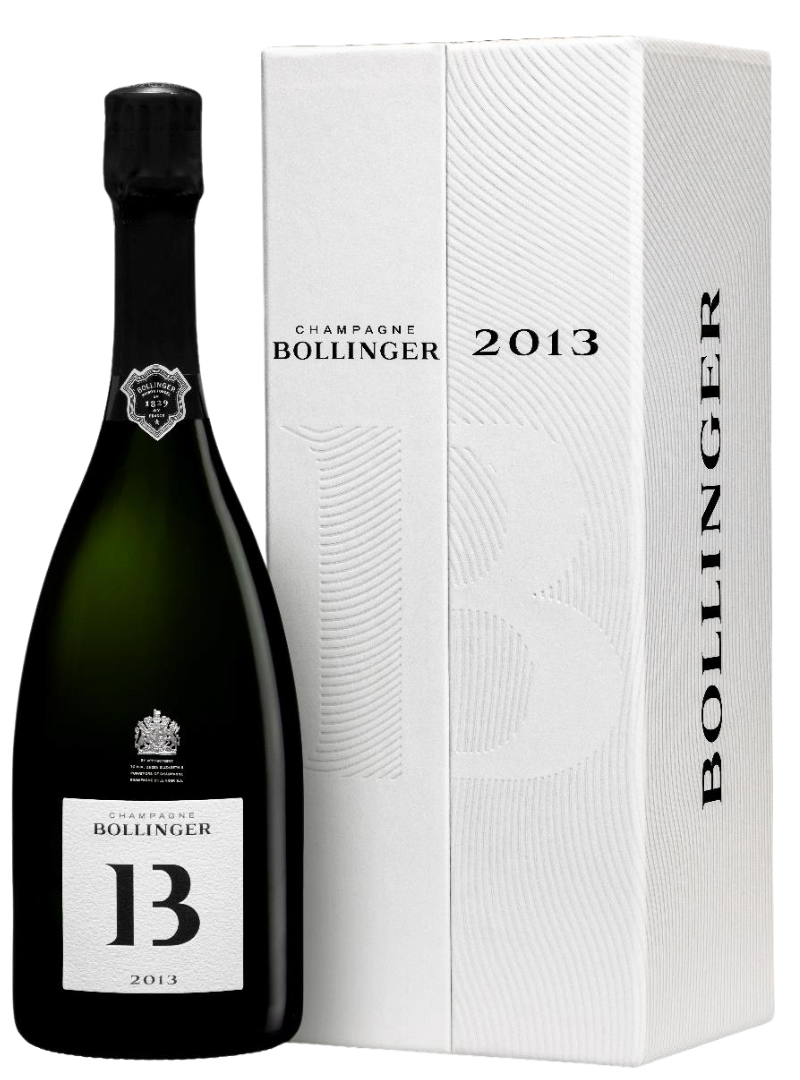 Bollinger B13 Champagne met luxe giftbox