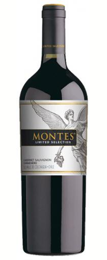Montes Limited Selection Cabernet Carmenère