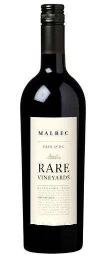 Rare Vineyards Malbec