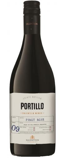 Portillo Pinot Noir by Bodegas Salentein