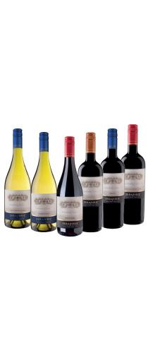 Proefdoos Errazuriz Estate Series