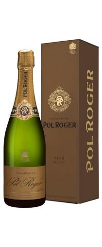 Pol Roger Rich Champagne