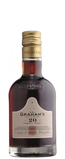 Graham's 20 Years Old Tawny Port (20cl)