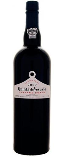 Quinta do Vesuvio Vintage Port 2007