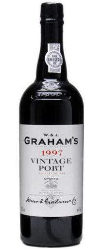 Graham's Vintage Port 1997 (37.5 cl)