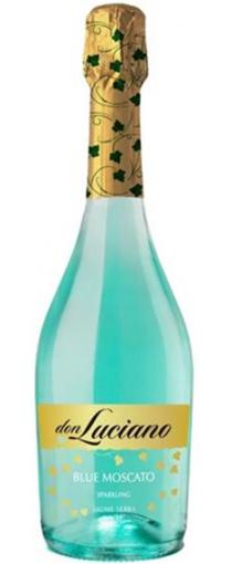 Don Luciano Charmat Blue Moscato Sparkling