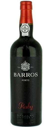 Barros Ruby Port