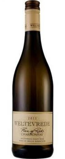Weltevrede Estate Place of Rocks Chardonnay WO Robertson
