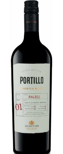 Portillo Malbec by Bodegas Salentein