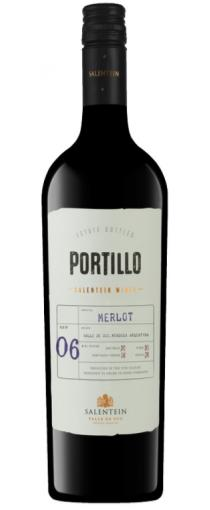 Portillo Merlot by Bodegas Salentein