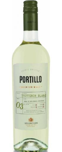 Portillo Sauvignon Blanc by Bodegas Salentein