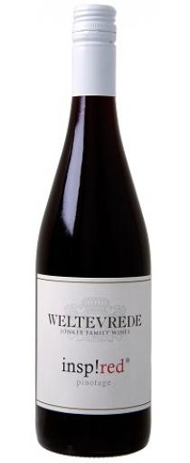 Weltevrede - Insp!red - Pinotage