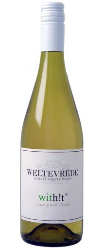 Weltevrede - With!t - Sauvignon Blanc
