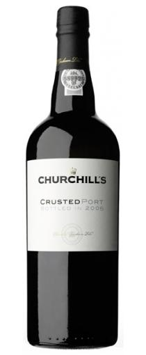 Churchill's Crusted Port Bottled in 2005