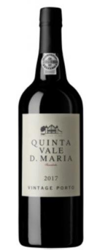 Quinta do Vale D. Maria 2017 Vintage Port