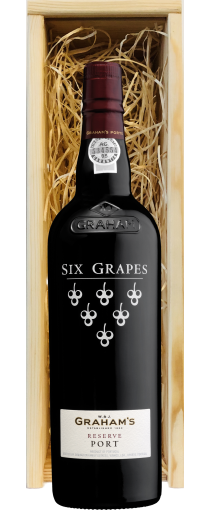 Six Grapes Reserve Port Geschenk