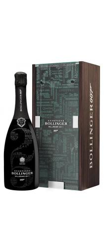 Bollinger 007 Limited Edition 'No Time To Die'