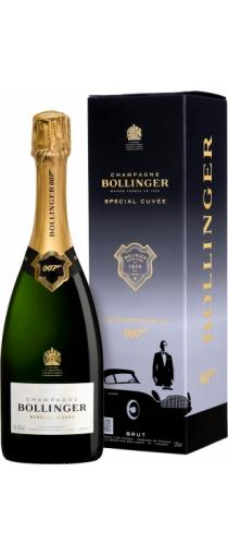 Bollinger Special Cuvee Brut Limited Edition 007