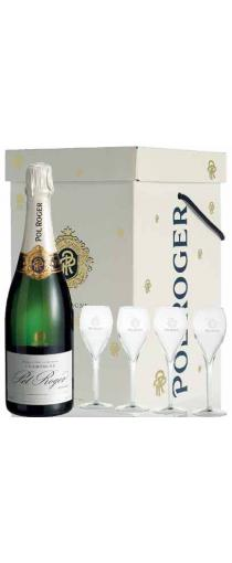 Pol Roger Ice Bucket Gift box