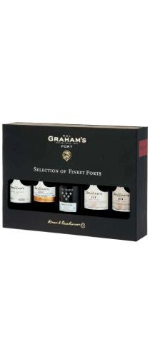Graham's Port Selection Gift pack