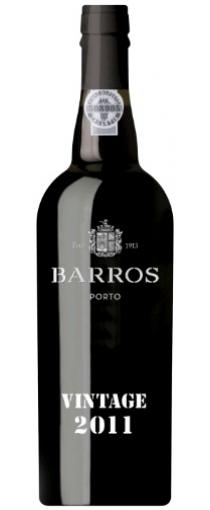 Barros Vintage Port 2011