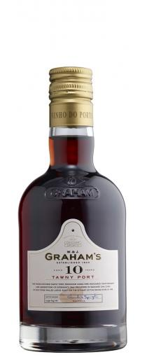 Graham's 10 Years Old Tawny Port (20cl)