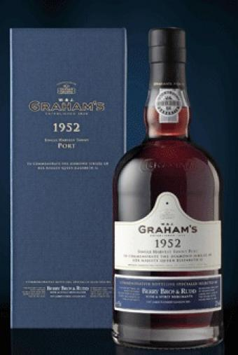 Graham's 1952 Single Harvest Tawny – limited edition