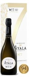 Ayala N° 7 Brut 2007 (in luxe giftbox)
